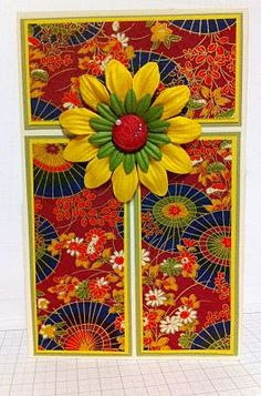 Oriental card - made by Gothdove Designs
