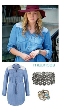 maurices Top Plus Po