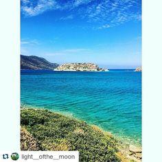 #Repost @light__ofthe__moon with @repostapp Tag your post with #Talestreet to get featured #twitter ᗰy кιи oғ ... #summertime #eurotrip2015 #sea #mediterranean #meditatemyway #crete #spinalonga #islandlife #iphonephotography #wanderlust #adventure #montanagirl #travelgram #lonelyplanet #talestreet