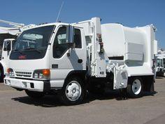 31 Best Front Loader Garbage Trucks For Sale Images In
