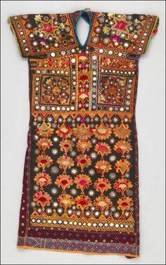 Banjara choli, India belly dancing costume (open at the back)