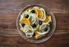 La ricetta dell'insalata di finocchi e arance vegana - MarieClaire