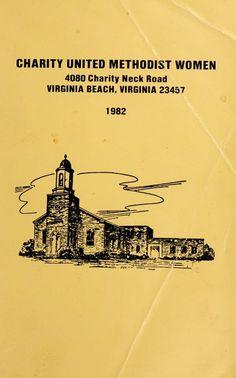 Charity United Methodist women [cookbook]