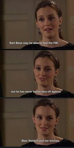 gossip girl / Tumblr favourite scene
