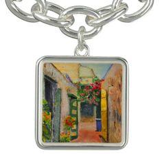 St. Croix Alley Charm Bracelet