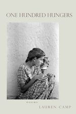 Tupelo Press: One Hundred Hungers by Lauren Camp