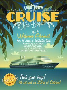 Cruise Advertisement Examples Google Search Nautical