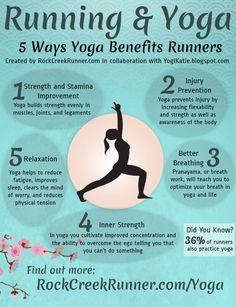 Running And Yoga 5 Ways Benefits Runners