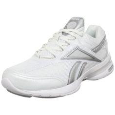 Reebok Womens EasyTone Reenew Women s Walking Shoes ShoeWhitePure  SilverSteelLight D US     For more information 610277b0e