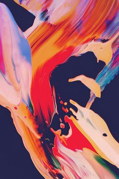 If you're feeling drained from this week – or this year – Sam Chirnside's psychedelic paintings might be just...