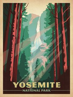 Anderson Design Group Studio, Yosemite National Park, California