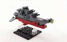 "https://flic.kr/p/sCUgqW | Space Battleship Yamato | Based off of Anime of same name, or sometimes ""Star Blazers."""