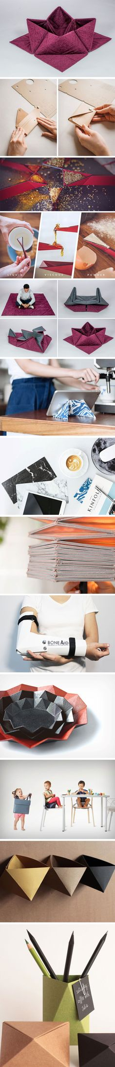 Origami-inspired product designs that will simply transform your lifestyle! Origami Lamp, Heavy Weights, Lemur, King Kong, Perception, Installation Art, Samurai, Juice, Challenges