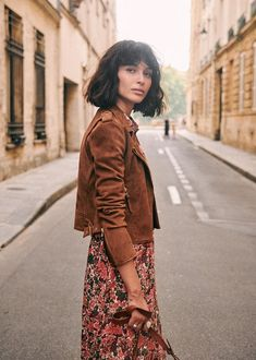 Fall Outfits, Cute Outfits, Style Parisienne, Corte Y Color, Parisian Style, Mode Style, Bob Hairstyles, Haircuts, Autumn Winter Fashion