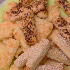 Bögrés házi sajtos ropi recept Shrimp, Meat, Food, Essen, Meals, Yemek, Eten