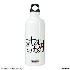 Stay Cute SIGG Traveler 0.6L Water Bottle
