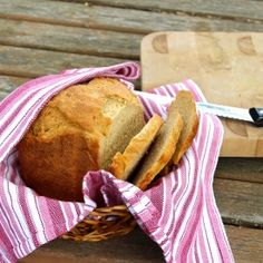 Let your bread machine do all the work with this forgiving but delicious and versatile whole wheat loaf recipe.