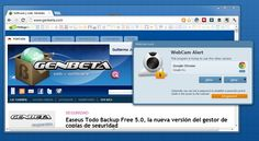 WebcamLock, protege tu webcam de espías indeseados http://www.genbeta.com/p/70921