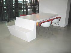 SV Interieurgroep (Product) - Banktafel - architectenweb.nl