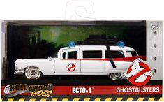 Issue #2 BUILD THE GHOSTBUSTERS ECTO-1 BRAND NEW//SEALED
