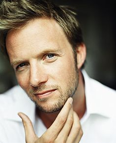 Rupert Penry-Jones. Me and my weakness for blondes...