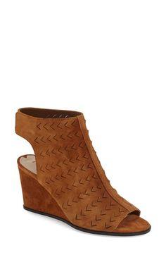 Via Spiga 'Leatrice' Wedge Sandal (Women)