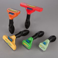 FURminator Deshedding Tool. My mom has this and it works really good! I need one for Nahla. She sheds like crazy right now.