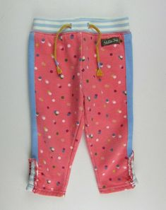Simply Pink Girls Stretch Sweatpants Blue