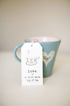 Love is a Cup of Tea