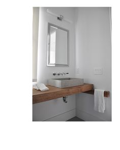 Concrete wood Interior Counter Tops is part of Concrete bathroom - Welcome to Office Furniture, in this moment I'm going to teach you about Concrete wood Interior Counter Tops Downstairs Bathroom, Bathroom Renos, Laundry In Bathroom, Bathroom Interior, Small Bathroom, Counter Top Sink Bathroom, White Bathrooms, Marble Bathrooms, Luxury Bathrooms