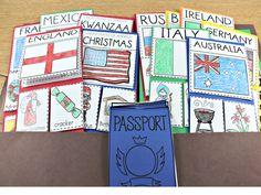 holidays around the world, christmas around the world
