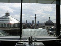 Portrait Restaurant, National Portrait Gallery, London