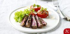 Steak grillé aux tomates façon méridionale | Carrefour Market