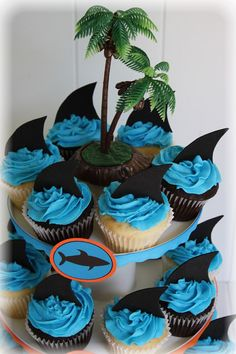 Idea for Cupcake Toppers                                                                                                                                                     More