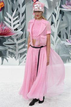 Chanel – Alta costura Verão 2015