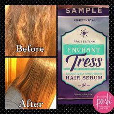 Grace and Gusto — Aging with grace. Living with gusto. Hair Serum, Perfectly Posh, Smooth Hair, Natural Skin Care, Cool Hairstyles, Amazing Hair, Hair Products, Locks, How To Make