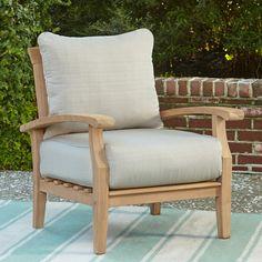 Found it at Wayfair - Summerton Teak Chair $403.00