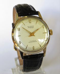 Pocket Watches, Wrist Watches, Watch Companies, Watch Brands, Timex Watches, Gents Watches, Vintage Watches For Men, Leather Watch Bands, Automatic Watch