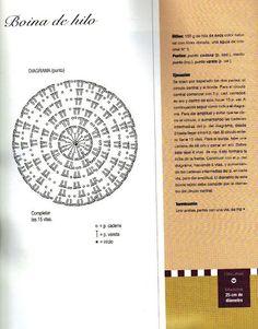 El Arte de Tejer 2008 Crochet - Melina Crochet - Picasa Web Albums