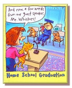 So cute! Go Mr. Whiskers! ^_^