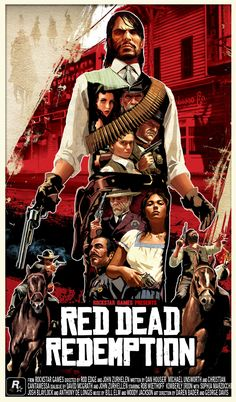 Red Dead Redemption Video Game