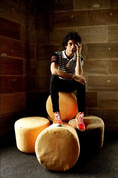 Mika photoshoot in Sydney Australia 23-11-2009