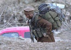 British SBS at Tora Bora, Afghanistan.