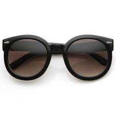 Womens Designer Round Retro Fashion Sunglasses - zeroUV