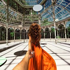 #followmeto the Crystal Palace in Madrid with @yourleo. Follow our Facebook page facebook.com/followmeproject