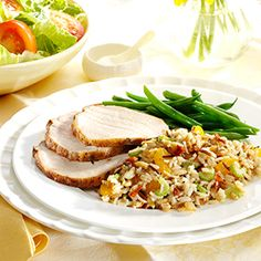 UNCLE BEN'S® Easy Rice Recipes   Long Grain & Wild Rice Pilaf with Oranges & Walnuts