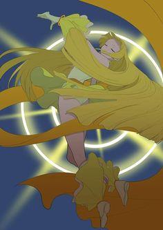 Disney Princess Facts, Disney Fun Facts, Anime Mermaid, Mermaid Art, Images Kawaii, Punk Disney Princesses, Mermaid Melody, Romantic Manga, Fanart