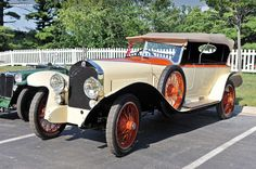 1922 Isotta Fraschini Tipo 8 Imagen