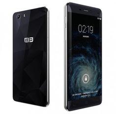 Elephone S3 3GB 16GB Android 6.0 MTK6735P Quad Core Smartphone 5.5 Inch 13MP Camera Black