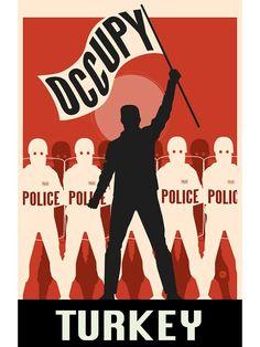#OccupyTurkey #OccupyIstanbul #OccupyGezi #DirenGeziParki